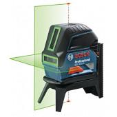 Máy cân mực Laser tia Xanh 2 tia + 2 điểm GCL 2-15 G Professional