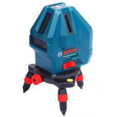 Máy cân mực Laser 5 tia + 1 điểm BOSCH - Model GLL 5-50 Professional