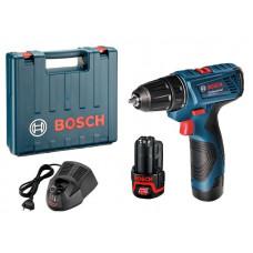 Máy Khoan Vặn Vít Dùng Pin BOSCH - Model GSR 120-LI Professional