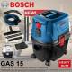 Máy hút bụi đa năng BOSCH - Model GAS 15 Professional