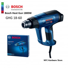 Máy thổi hơi nóng BOSCH - Model GHG 18-60 Professional