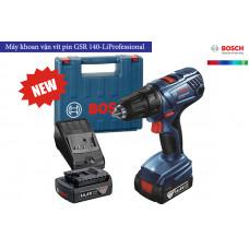 Máy Khoan Vặn Vít Dùng Pin BOSCH - Model GSR 140-LI Professional