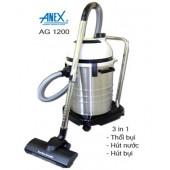 Máy hút bụi  công nghiệp - Anex - Model: AG-1200